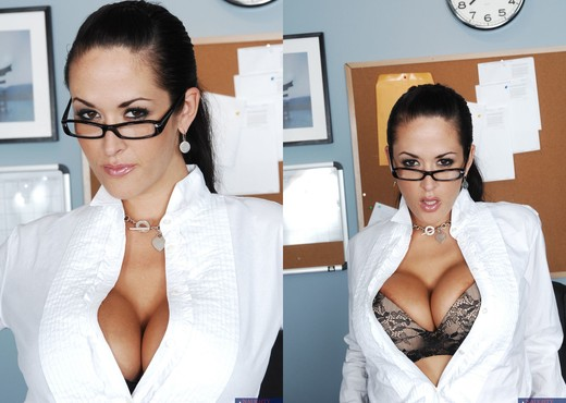 Mrs. Bing - My First Sex Teacher - MILF Sexy Photo Gallery