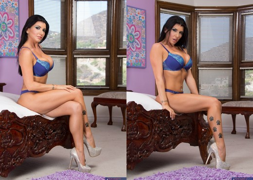 Romi Rain - My Dad's Hot Girlfriend - Hardcore Sexy Gallery