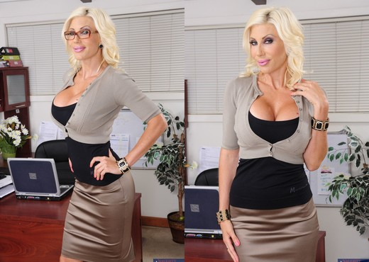Puma Swede - Naughty Office - MILF Picture Gallery