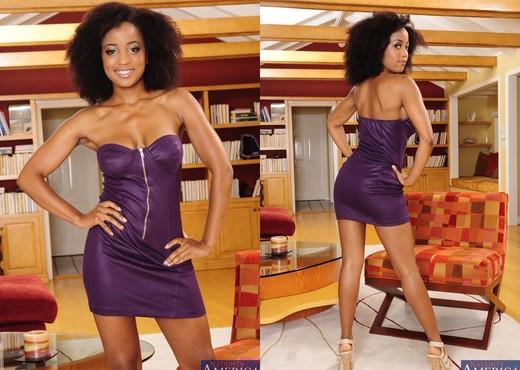 Ivy Sherwood - My Wife's Hot Friend - Ebony Nude Gallery