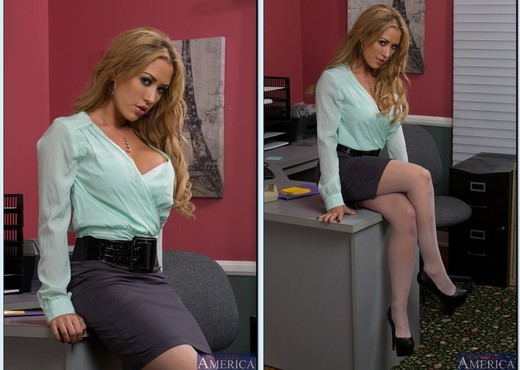 Capri Cavanni - Naughty Office - Hardcore HD Gallery
