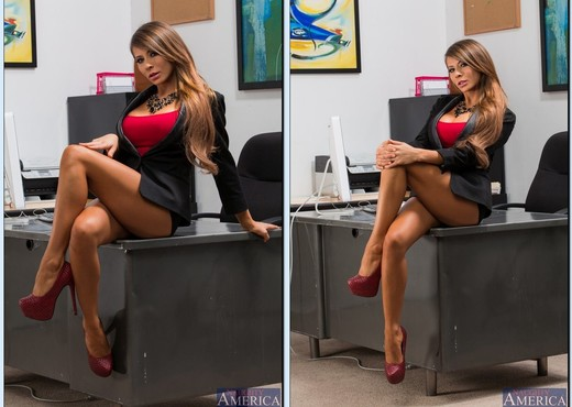 Madison Ivy - Naughty Office - Hardcore Nude Gallery