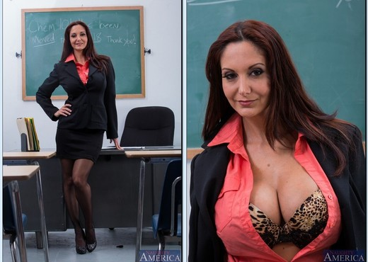 Ava Addams, Tanya Tate - My First Sex Teacher - Hardcore Hot Gallery