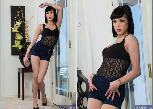 Asphyxia Noir - My Wife's Hot Friend - Hardcore Sexy Photo Gallery