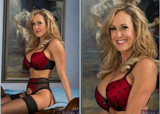 Brandi Love - My Friend's Hot Mom - MILF Sexy Photo Gallery