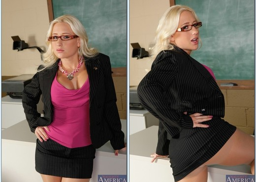 Sammie Spades - My First Sex Teacher - Anal Image Gallery
