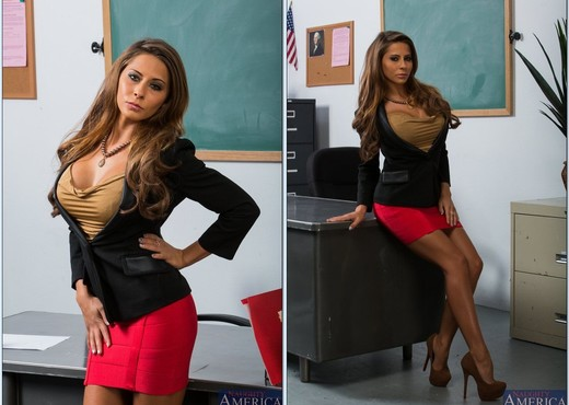 Madison Ivy - My First Sex Teacher - Hardcore Hot Gallery