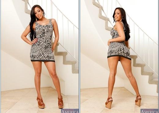 Nadia Lopez - My Wife's Hot Friend - Hardcore Porn Gallery