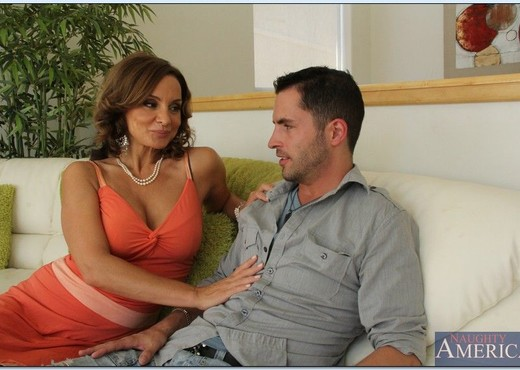Rebecca Bardoux - My Friend's Hot Mom - MILF Porn Gallery