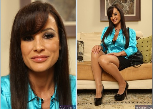 Lisa Ann - My Friends Hot Girl - MILF Sexy Photo Gallery