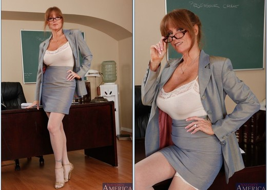 Darla Crane - My First Sex Teacher - Hardcore Porn Gallery