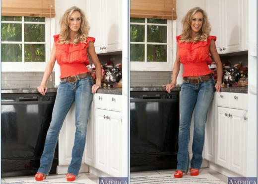 Brandi Love - Housewife 1 on 1 - MILF Sexy Gallery
