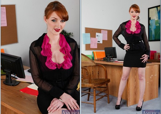 Marie Mccray - Naughty Office - Hardcore Porn Gallery