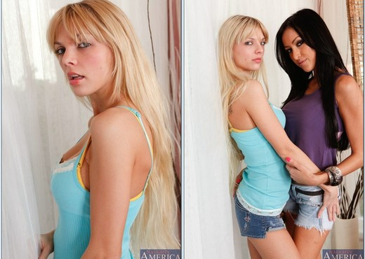 Breanne Benson, Jana Jordan - Neighbor Affair - Hardcore Porn Gallery