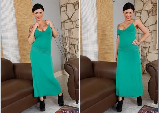 Eva Angelina - My Wife's Hot Friend - Hardcore TGP