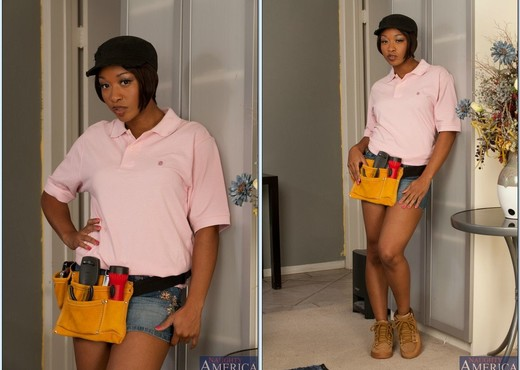 Imani Rose - I Have a Wife - Ebony Hot Gallery