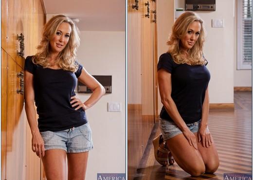 Brandi Love - My Friend's Hot Mom - MILF Nude Gallery