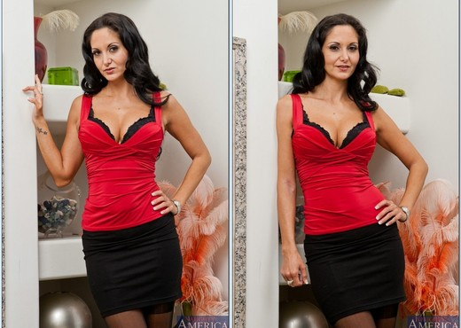 Ava Addams - My Friend's Hot Mom - MILF Picture Gallery