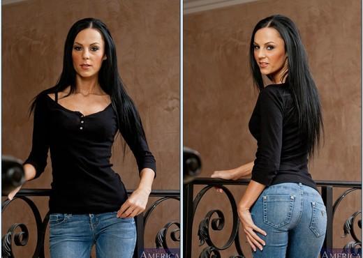 Brenda Black - My Wife's Hot Friend - Hardcore Porn Gallery
