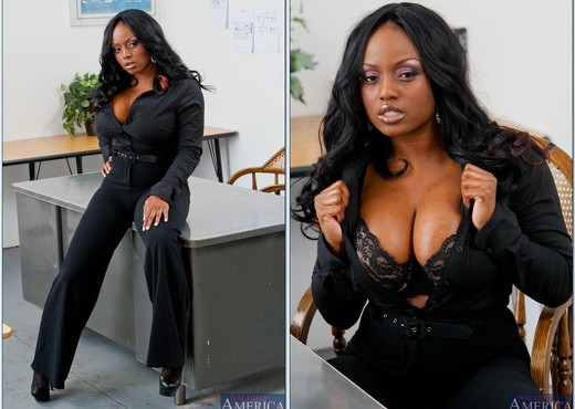 Jada Fire - My First Sex Teacher - Ebony Picture Gallery