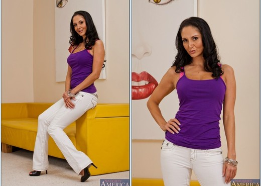 Ava Addams - My Friend's Hot Mom - MILF Image Gallery