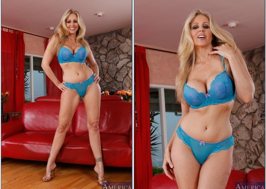 Julia Ann - My Wife's Hot Friend - MILF Image Gallery