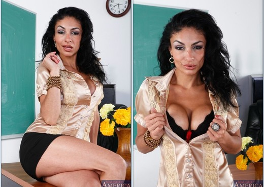 Persia Pele - My First Sex Teacher - MILF Sexy Gallery