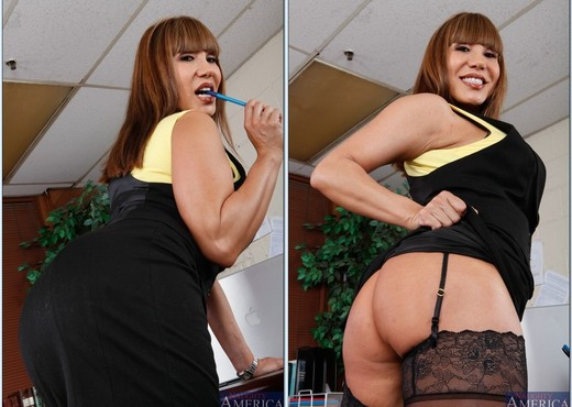 Ava Devine - My First Sex Teacher - MILF TGP