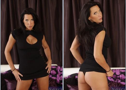Lezley Zen - My Friend's Hot Mom - MILF Nude Pics