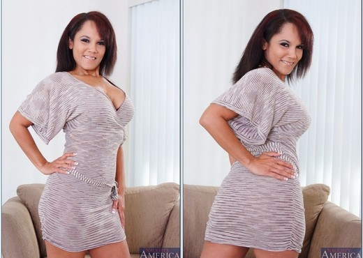 Anjanette Astoria - My Friend's Hot Mom - MILF TGP