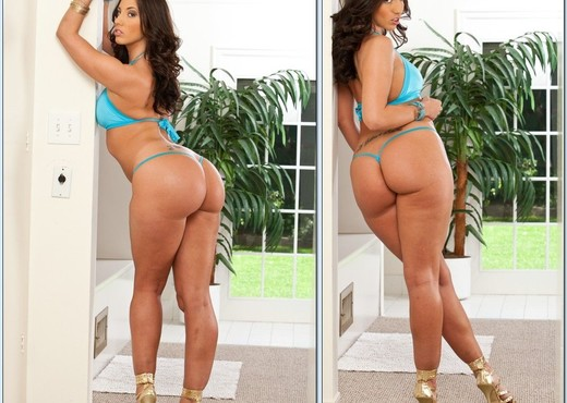 Kelly Divine - Ass Masterpiece - Anal Nude Pics