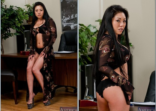 Kaiya Lynn - Asian 1 on 1 - Asian Nude Pics
