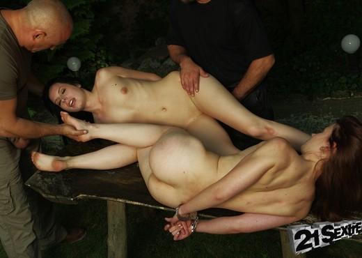 Daniella Rose, Minnie Manga - BDSM Porn Gallery