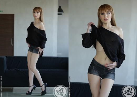 Sandra Luberc - 21 Sextury - Anal Porn Gallery