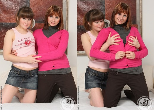 Dushenka, Sirene - 21 Sextury - Lesbian Image Gallery