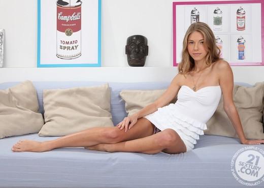 Abbie - 21 Sextury - Anal Nude Gallery