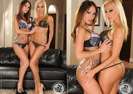 Sandy, Sandee Westgate - Lesbian Nude Pics