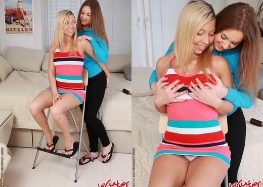 Nastie, Tonya - 21 Sextury - Lesbian Nude Pics