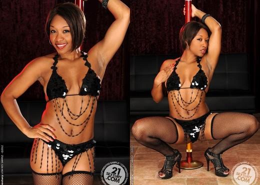 Imani Rose - 21 Sextury - Ebony Picture Gallery