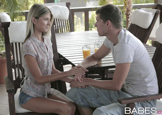 The Next Step - Gina Gerson And Kristof Kale - Hardcore HD Gallery