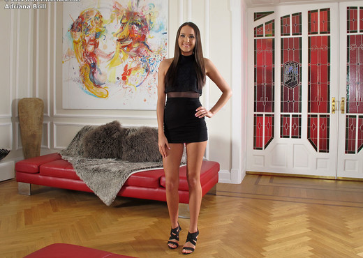 Adriana Brill - InTheCrack - Toys Nude Gallery