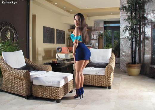 Kalina Ryu - InTheCrack - Pornstars Hot Gallery