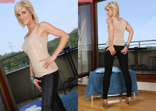 Sabrina Clyde - Karup's Private Collection - Solo Sexy Gallery