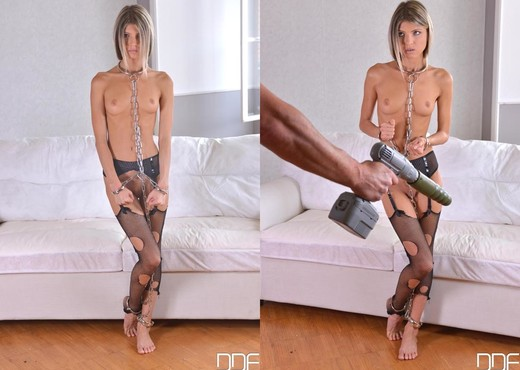 Gina - House of Taboo - BDSM Nude Pics