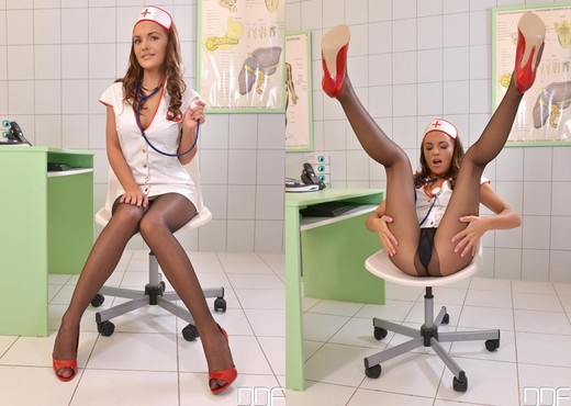 Dominica Phoenix - Hot Legs and Feet - Feet Sexy Photo Gallery