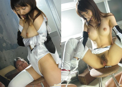 Cosplay Hottie Haruka Aoi Sucks Dicks For Cum - Asian HD Gallery