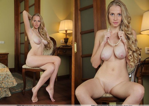 Take A Look - Penelope G. - Solo Nude Gallery