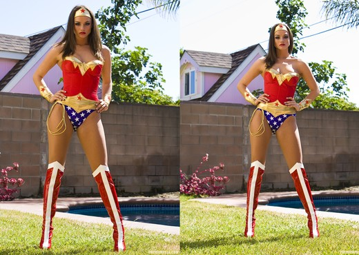 Tori Black - Super Woman - Pornstars Porn Gallery