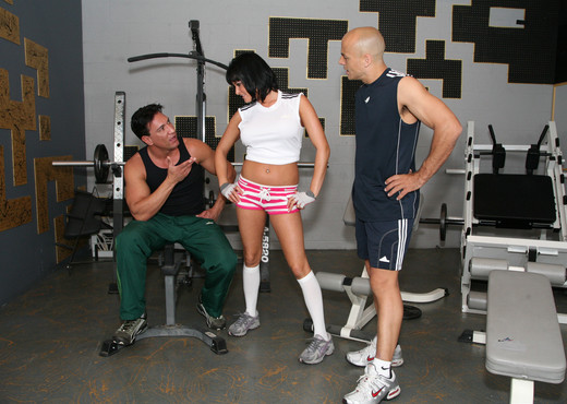 Tory Lane Wanted A Work Out... And Got It - Hardcore Nude Gallery