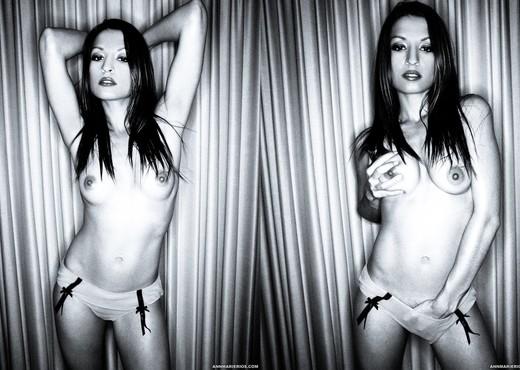 Ann Marie Rios - Black 'n White - Pornstars HD Gallery